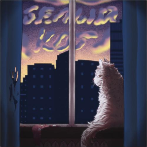 Белый кот - Single